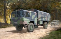 Bundeswehr LKW 5t. mil gl