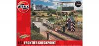 Wachposten / Frontier Checkpoint - Diorama Set