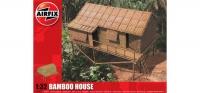 Bambus-Hütte / Bamboo House - Diorama Set