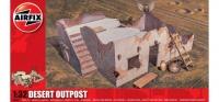 Außenposten - Nord Afrika / Desert Outpost - Diorama Set - 1:32