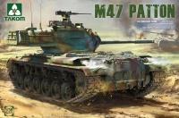 M47 / G Patton - US Medium Tank - 2in1 - inkl. Bundeswehr Version - 1:35