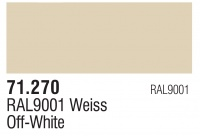 Model Air 71270 - Weiss / Off White RAL9001