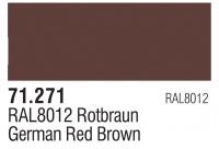 Model Air 71271 - German Red Brown RAL8012