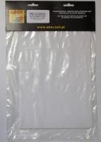 Polystrolplatten 0,25mm  5 Stück pro Set