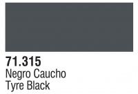Model Air 71315 - Tyre Black / Reifenschwarz