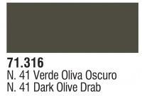 Model Air 71316 - N. 41 Braunoliv dunkel / Dark Olive Drab