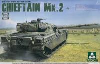British Main Battle Tank Chieftain Mk. 2