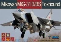 Mikoyan MiG-31 B/BS Foxhound