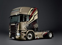 Scania R730 Streamline - Team Chimera