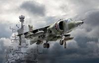 Hawker Siddeley Harrier GR.3 - 1:72