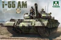 T-55 AM - Russischer mittelschwerer Kampfpanzer - 1:35