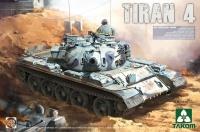 TIRAN 4 - IDF Medium Tank
