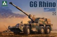 G6 Rhino - SANDF - Selbstfahrhaubitze  / Self propelled Howitzer
