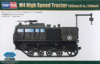 M4 High Speed Tractor (155mm/8-in./240mm) - 1/72