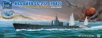 USS GATO SS-212 - 1942