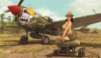 P-40N Warhawk - EduArt - Limited Edition