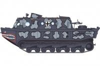 German Land-Wasser-Schlepper (LWS) Medium Production - 1/72