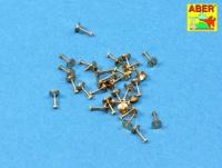 Sechskantbolzen - 1,19mm - 30 Stück