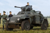 Sd.Kfz. 221 Leichter Panzerspähwagen - Späte Produktion