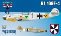 Messerschmitt Bf 109 F-4 - Weekend Edition