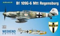 Messerschmitt Bf 109 G-6 - MTT Regensburg - Weekend Edition