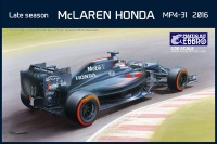McLaren Honda MP4-31 Late Season - Saisonende