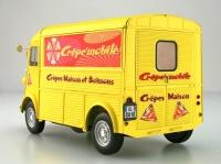 Citroen H Transporter - Typ Crepe Mobil - 1:24