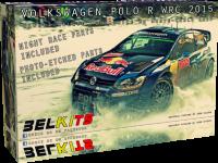 Volkswagen Polo R WRC 2015 - Winner Rally Monte-Carlo 2015 - 1/24