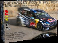 Volkswagen Polo R WRC 2016 - Winner Rally Monte-Carlo 2016 - 1/24
