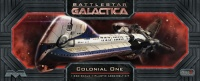 Colonial One - Battlestar Galactica - 1:350