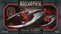 Cylon Raider - Battlestar Galactica - Set (2 Pack)
