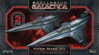 Colonial Viper Mk. VII - Battlestar Galactica - Set (2 Pack)