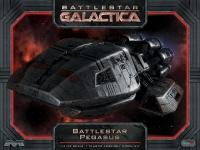 Battlestar Pegasus - Battlestar Galactica