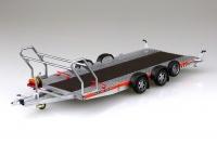 Brian James Trailers A4 Transporter - Anhänger - 1:24