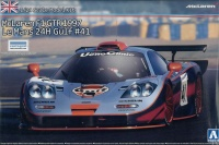McLaren F1 GTR 1997 Le Mans 24h Gulf #41 - 1:24