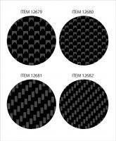 Tamiya Carbon Pattern Decal - Plain Weave / Fine