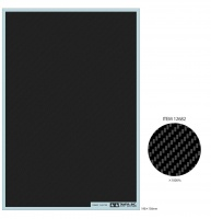 Tamiya Carbon Pattern Decal - Twill Weave / Extra Fine