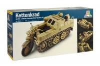 Kettenkrad - Sd.Kfz. 2 Kleines Kettenkraftrad Typ HK 101 - 1:9
