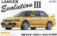Mitsubishi Lancer Evolution III GSR - 1:24