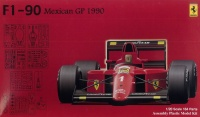 Ferrari 641/2 F190 Mexican Grand Prix 1990 - 1:20