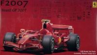Ferrari F2007 Brazil Grand Prix 2007 - 1:20