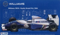 Williams FW16 Pacific Grand Prix 1994 - 1:20