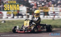 Ayrton Senna Kart 1981 - 1:20