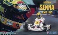 Ayrton Senna Kart 1993 - 1:20
