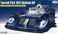 Tyrrell P34 1977 British Grand Prix - 1:20
