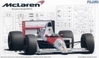 McLaren Honda MP4/5 1989 - 1:20