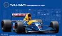 Williams FW14B 1992 - 1:20