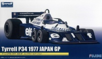 Tyrrell P34 1977 Japan GP Langer Radstand - 1:20