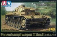 Panzerkampfwagen III Ausf. L - Sd.Kfz. 141/1 - 1:48