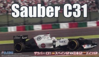 Sauber C31 (Japan, Spanien Deutschland GP Version) - 1:20